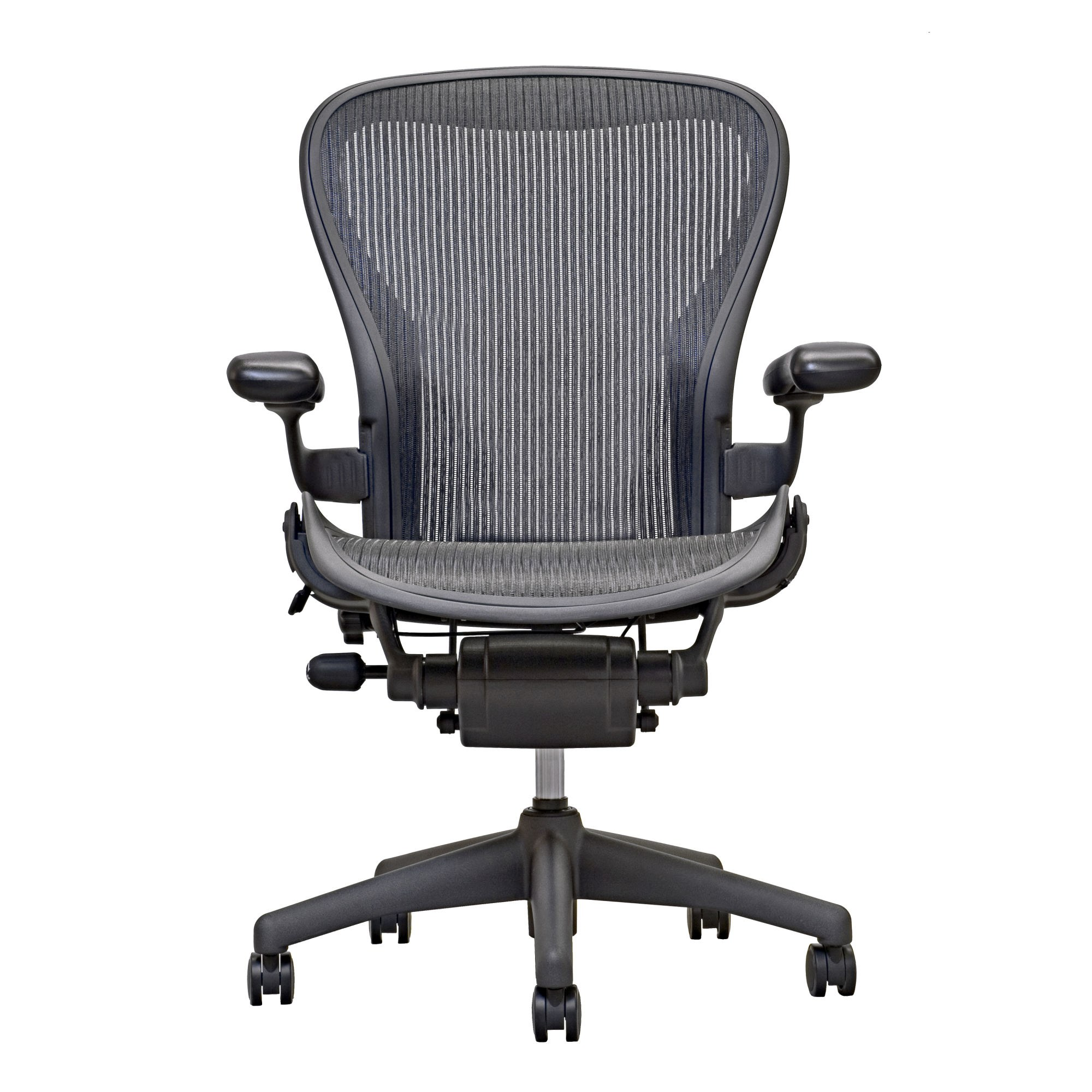 Aeron Chair Basic Model By Herman Miller Ae101out