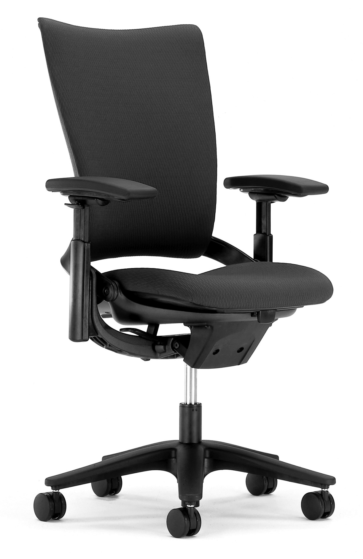Sum Office Chair In Black By Allsteel Sum Hw Blk Fab