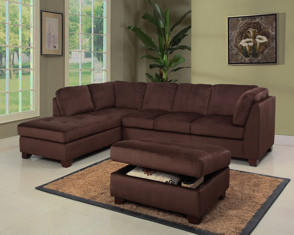 delano 2 pc sectional sofa and ottoman set by abbyson living ci