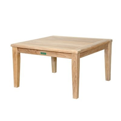 Brianna Square Outdoor Coffee Table By Anderson Teak Tb 109