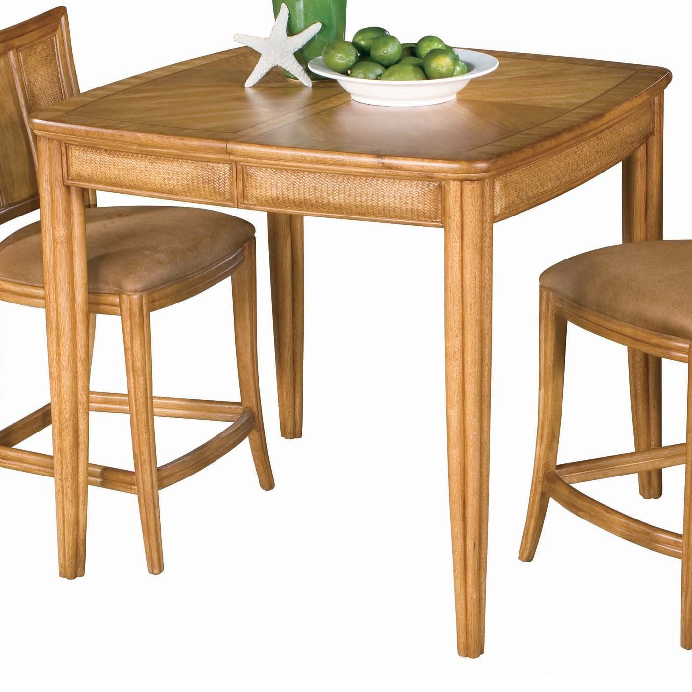 Counter Height Gathering Table Sets : American Drew Antigua Counter Height Gathering Table