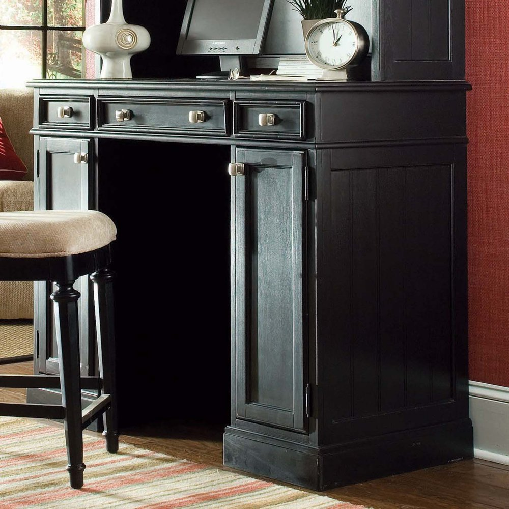 American Drew Camden Dark Home Work Station Desk