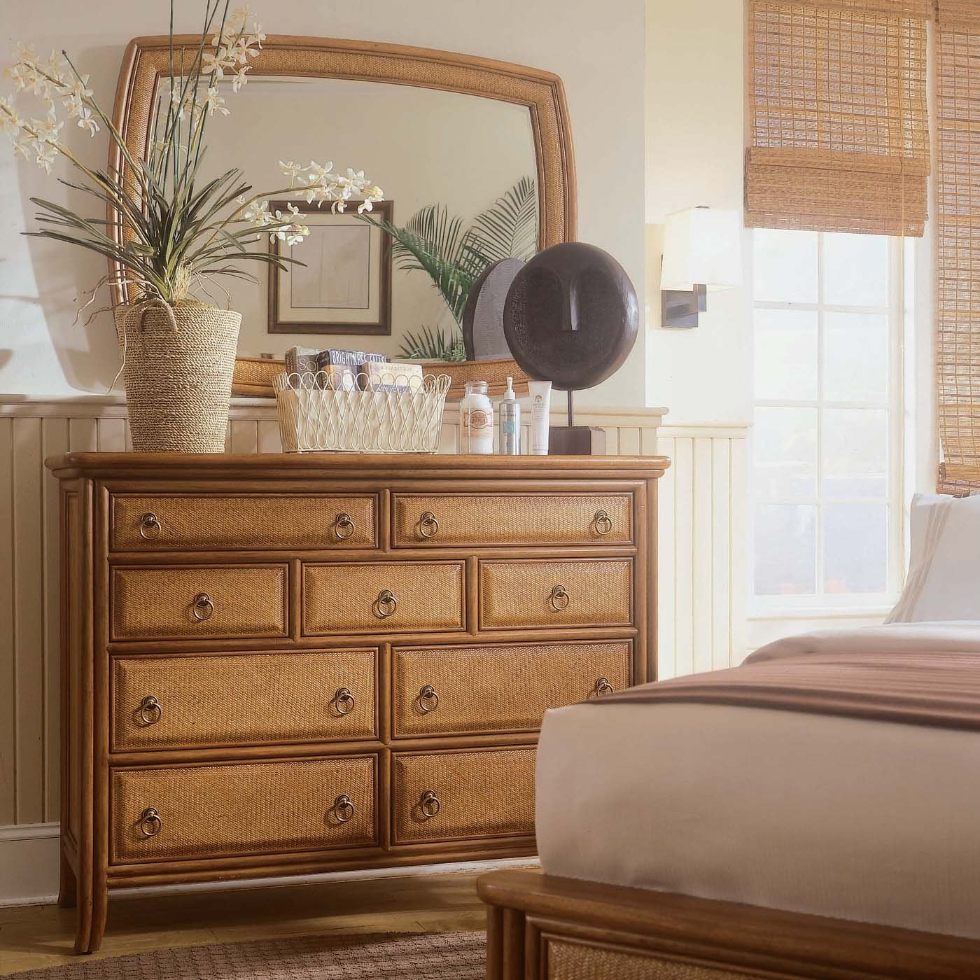 #452918 American Drew Antigua Tall Dresser And Mirror Set with 1400x1400 px of Brand New Tall Dresser With Mirror 14001400 pic @ avoidforclosure.info