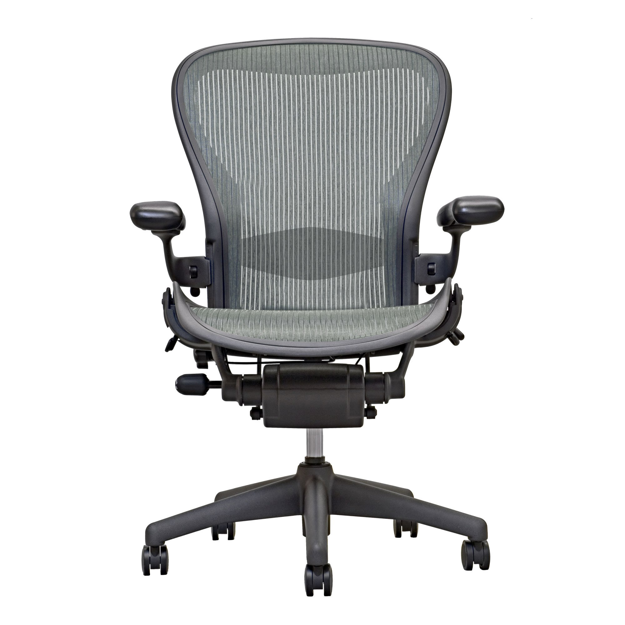 aeron chair by herman miller loaded lumbar lead