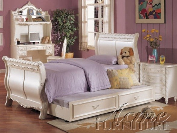 furniture gt bedroom furniture gt mirror gt antique white pics photos cottage retreat twin sleigh bed