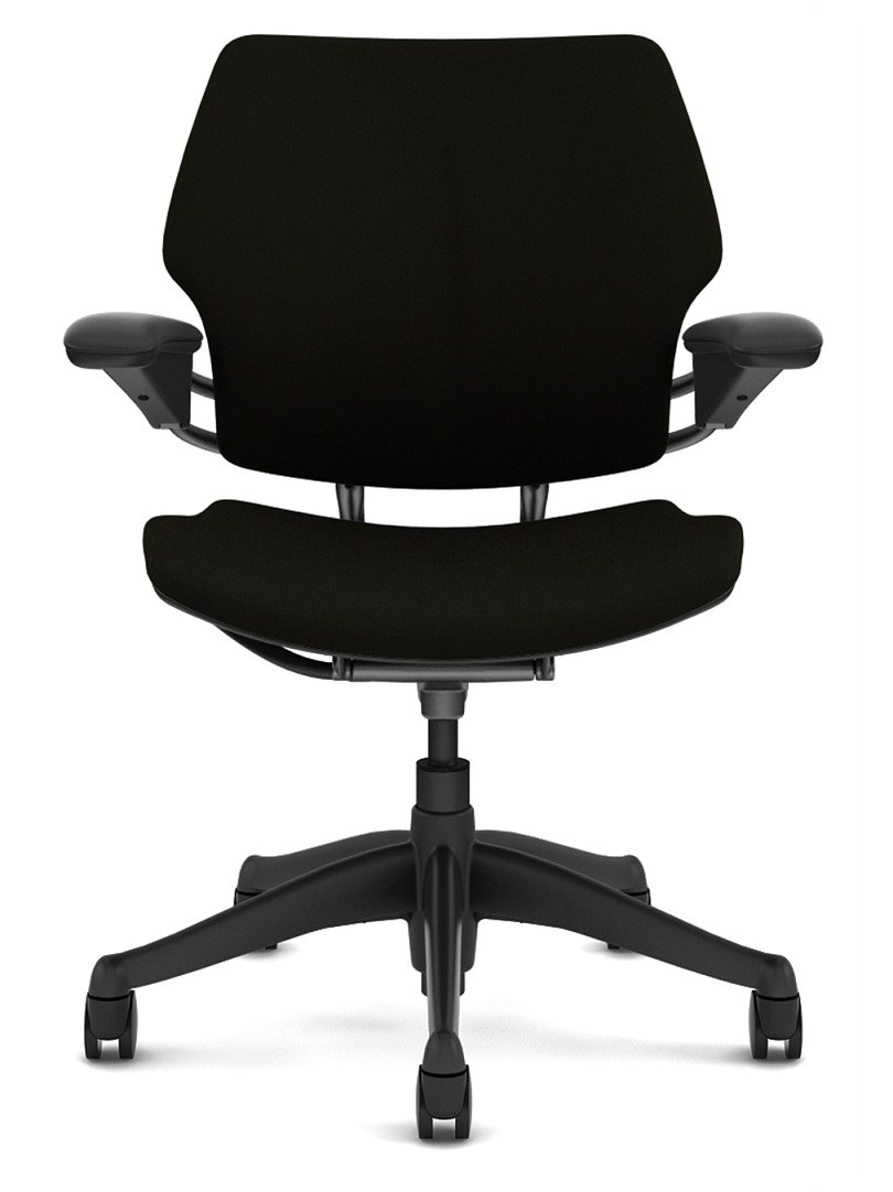 Freedom Mid Back Task Chair By Humanscale Front ...