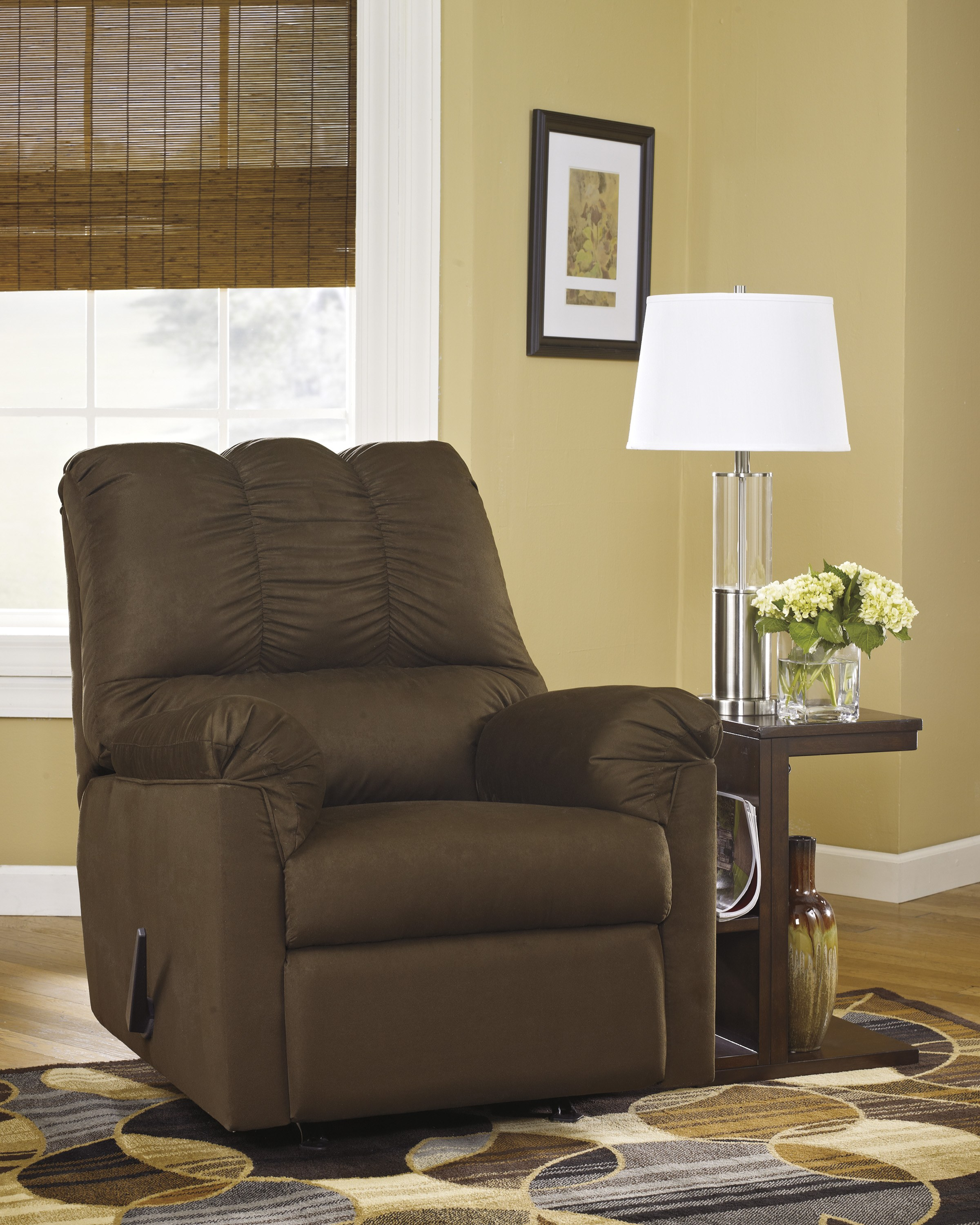 Darcy Cafe Rocker Recliner By Ashley Furniture 7500425