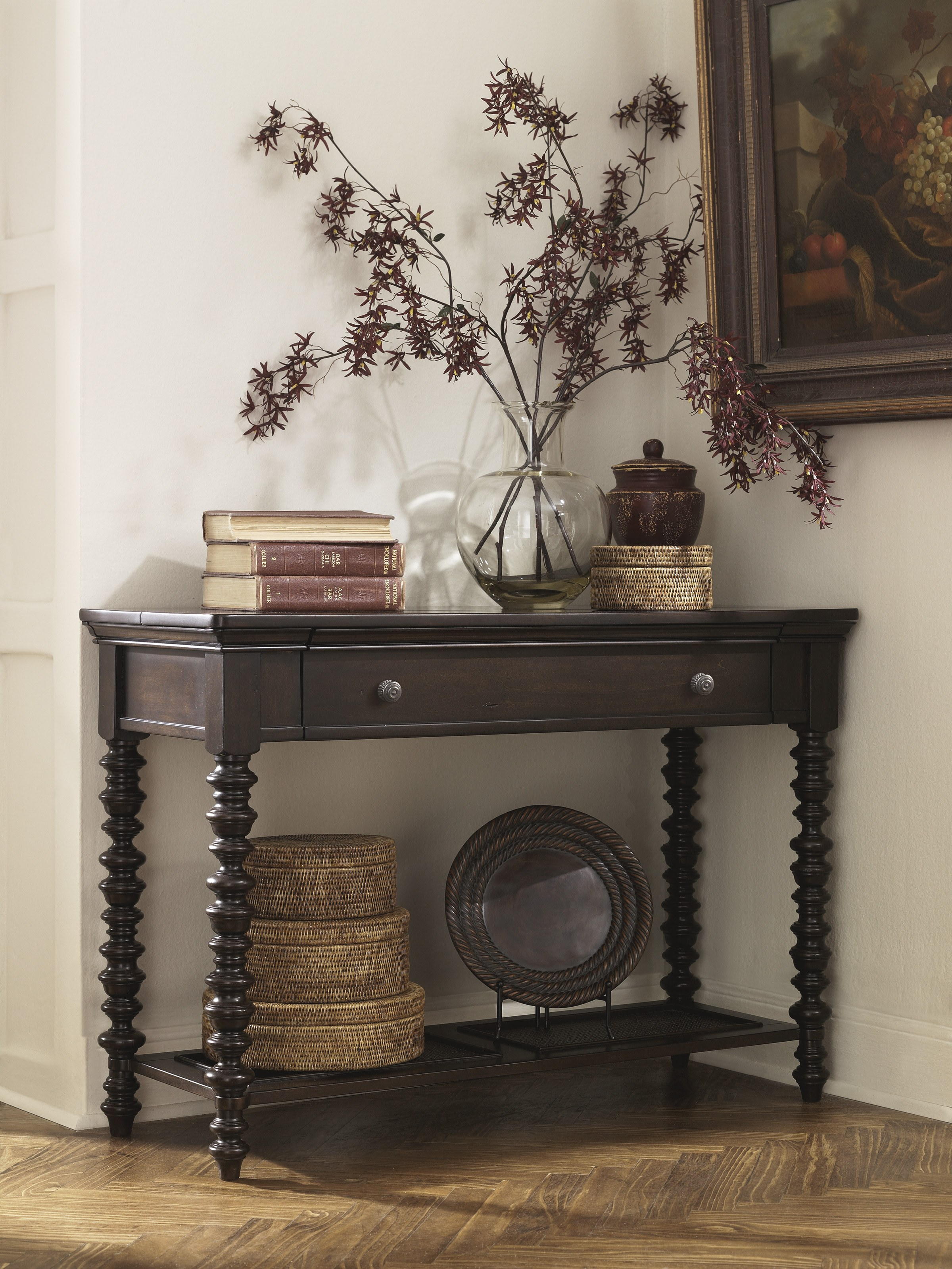 Town Sofa Table by Ashley Furniture