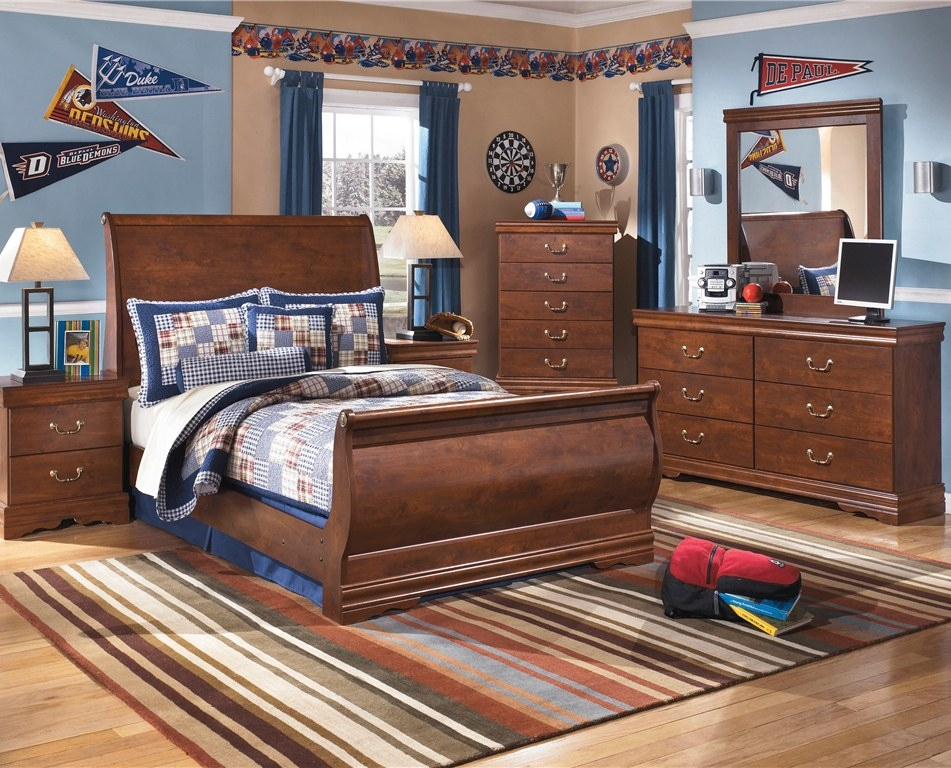 Wilmington Full Sleigh Footboard By Casegoods Ashley Furniture