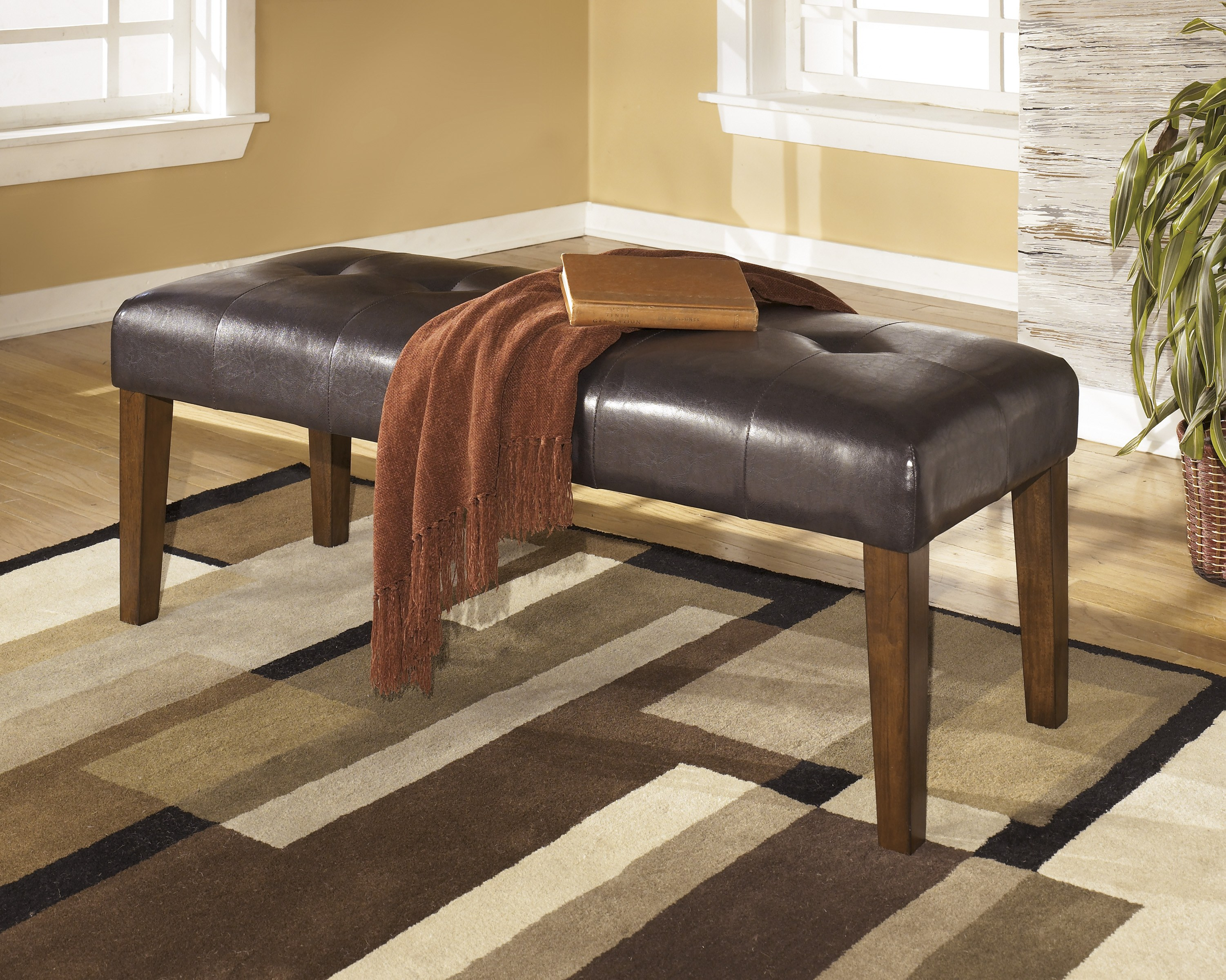 Signature Design By Ashley Lacey Large Dining Bench D328 00