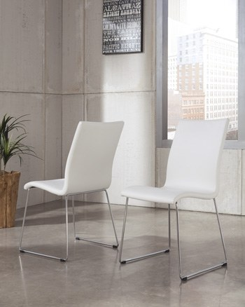 Signature Design By Ashley Daryl Upholstered Side Chair