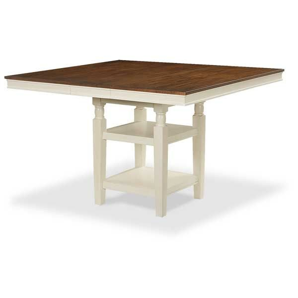 Signature Design By Ashley Whitesburg Square Counter Height Table   D583 32