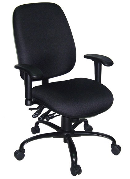 Valencia Ergonomic Office Chair By Dale N596
