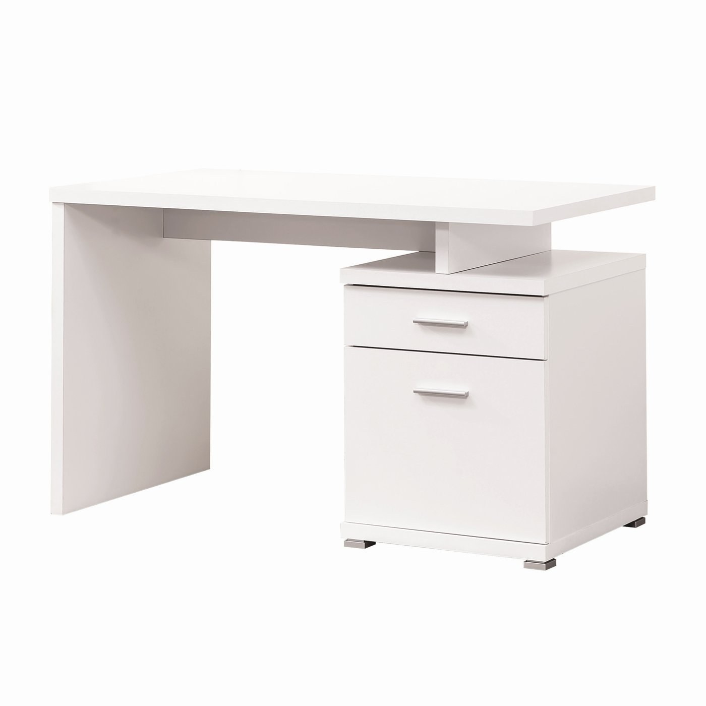 images of white cabinets in kitchen desk with cabinet with white finish by coaster furniture 17800