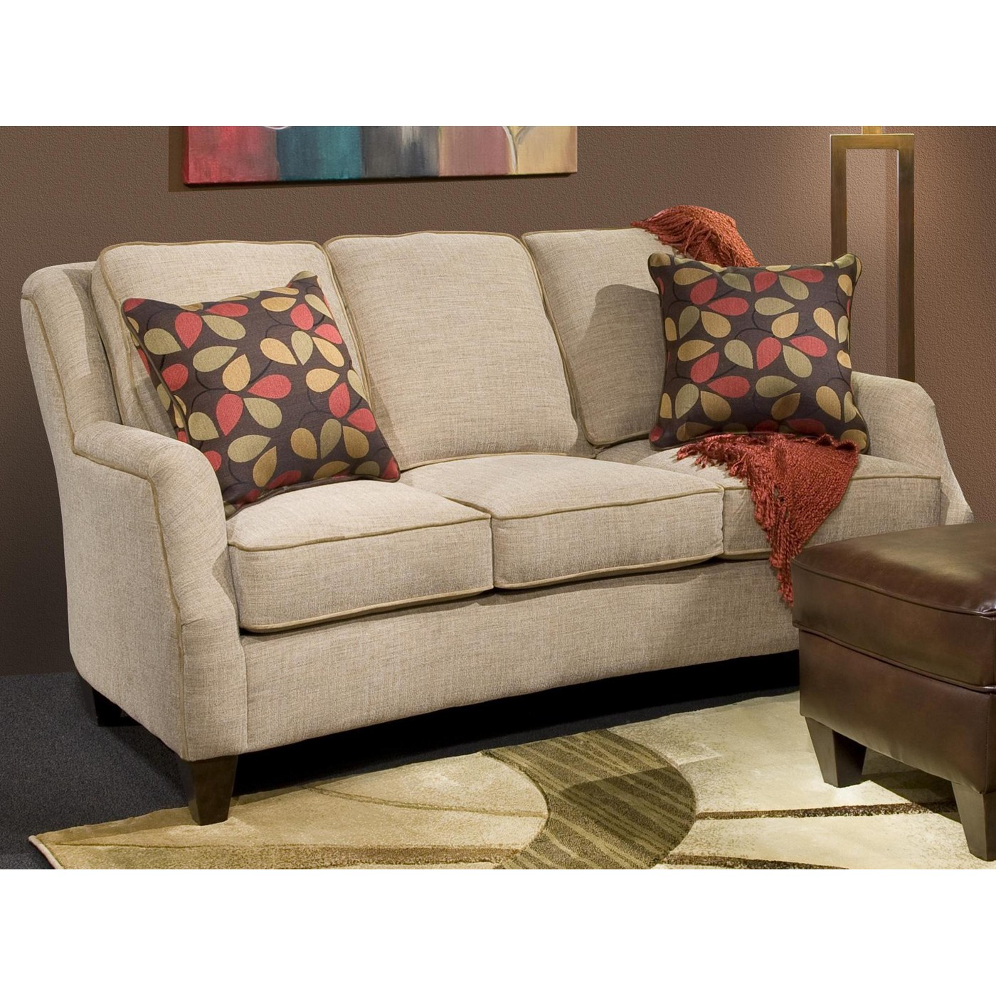Russell Apartment Size Sofa By Chelsea Home