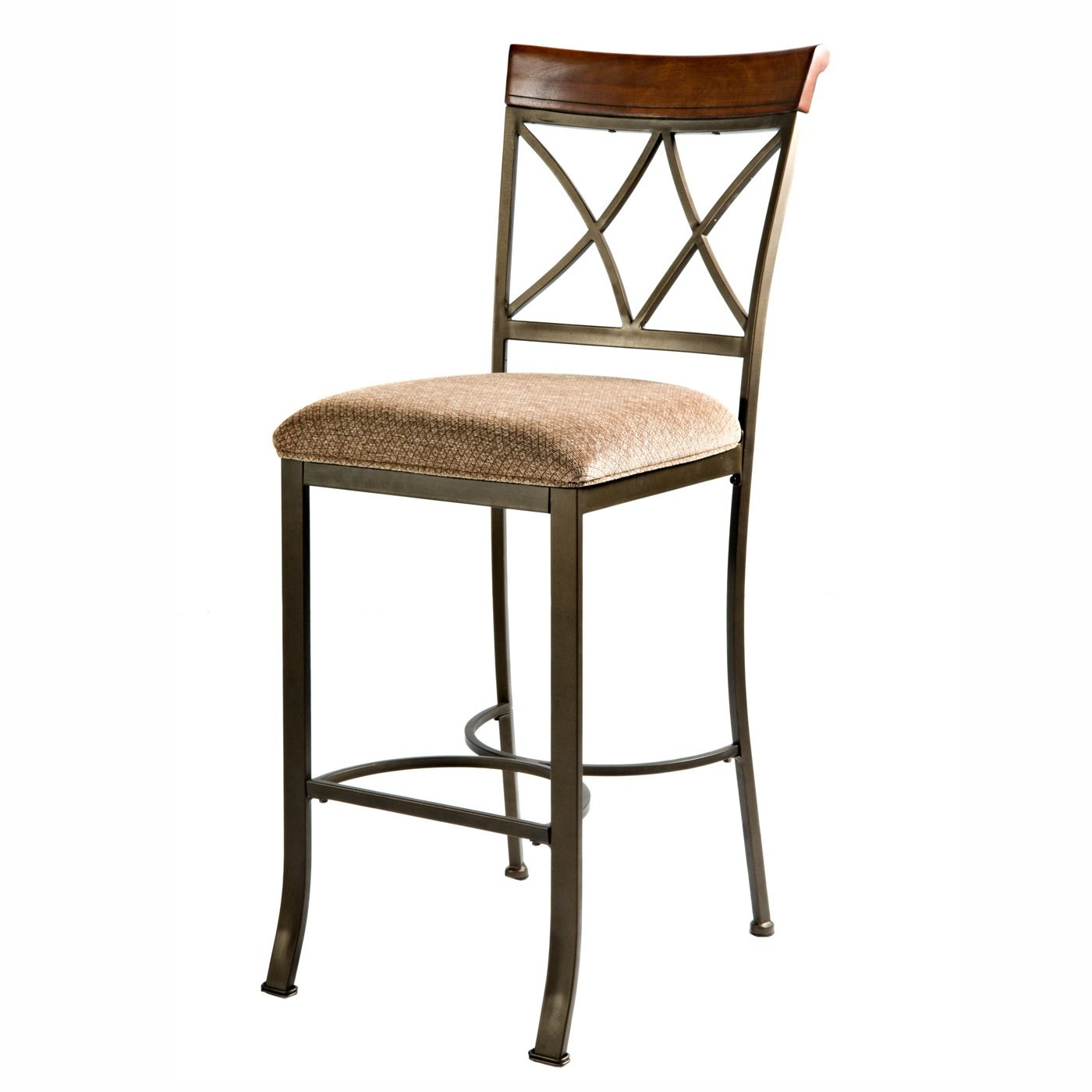 Caf 233 Hamilton Bar Stool Bar Height By Powell Furniture