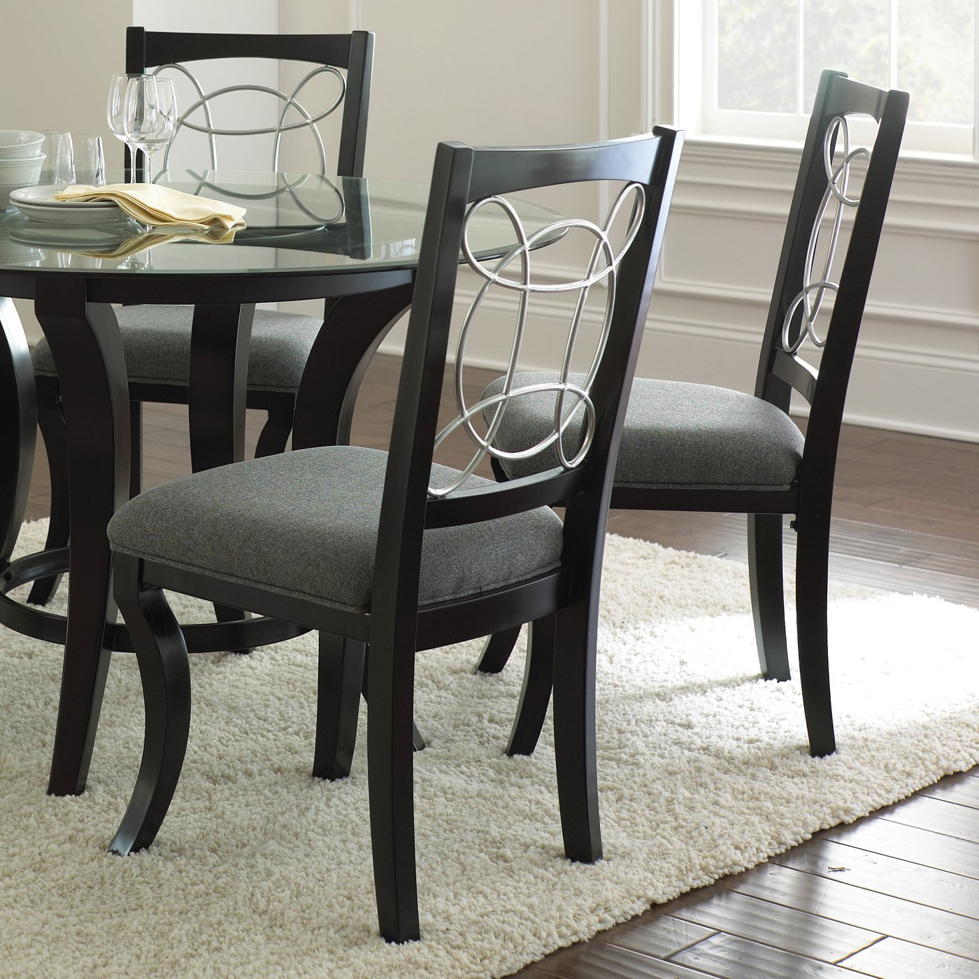 Cayman Side Dining Chair Set Of 2 By Steve Silver