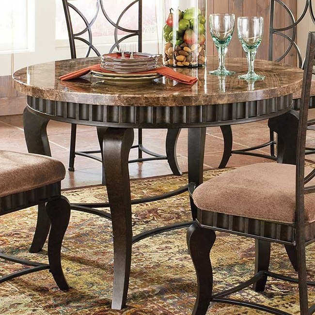 Hamlyn Dining Table by Steve Silver : hl500t better color from www.madisonseating.com size 650 x 650 jpeg 144kB