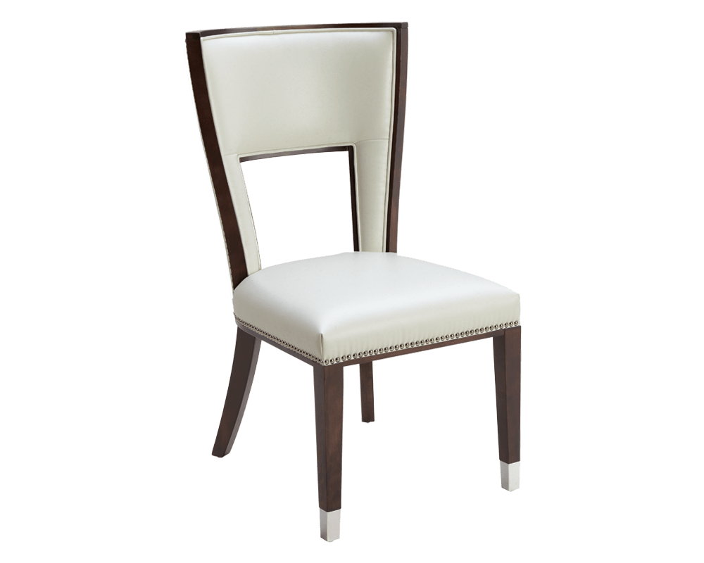 Naples Dining Chair In Ivory By Sunpan Modern