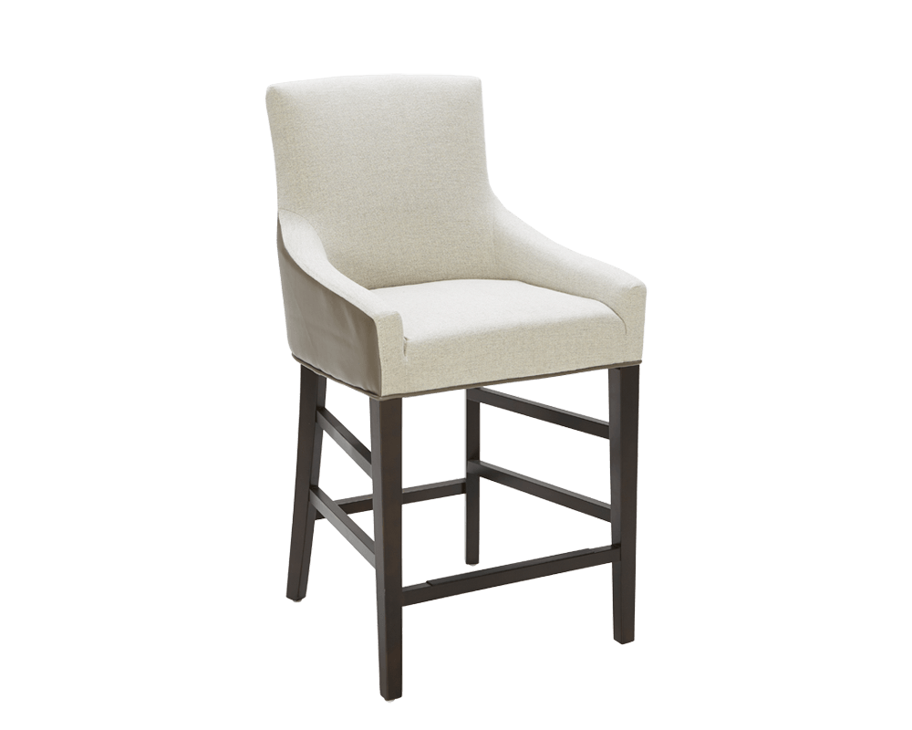 Vincent Counter Stool In Grey By Sunpan Modern