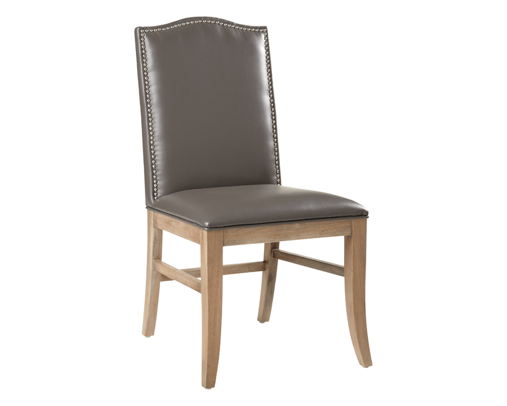Maison dining chair in grey by sunpan modern set of 2 - Maison moderne diningchair ...