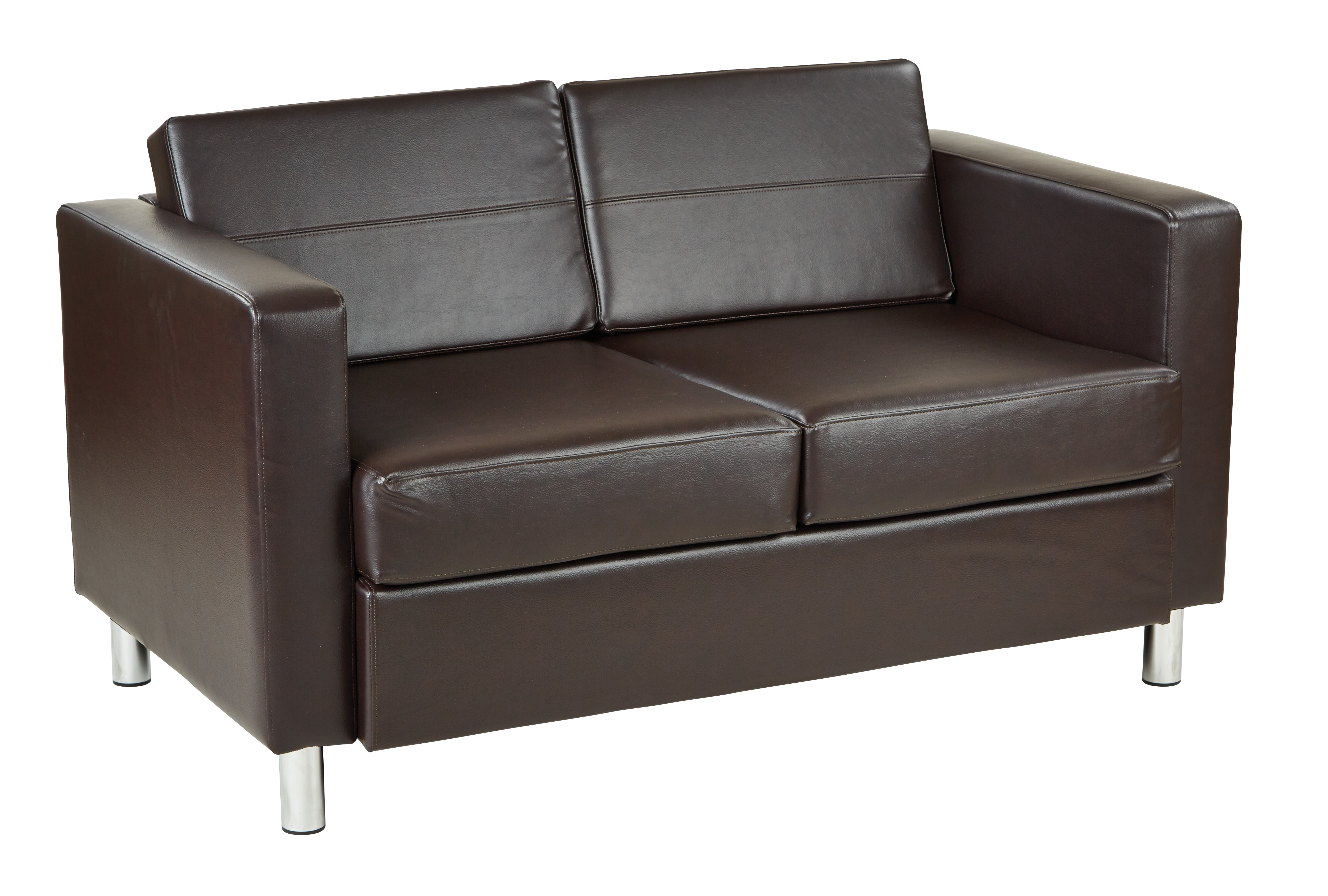 Pacific Loveseat By Work Smart Ave Six Office Star