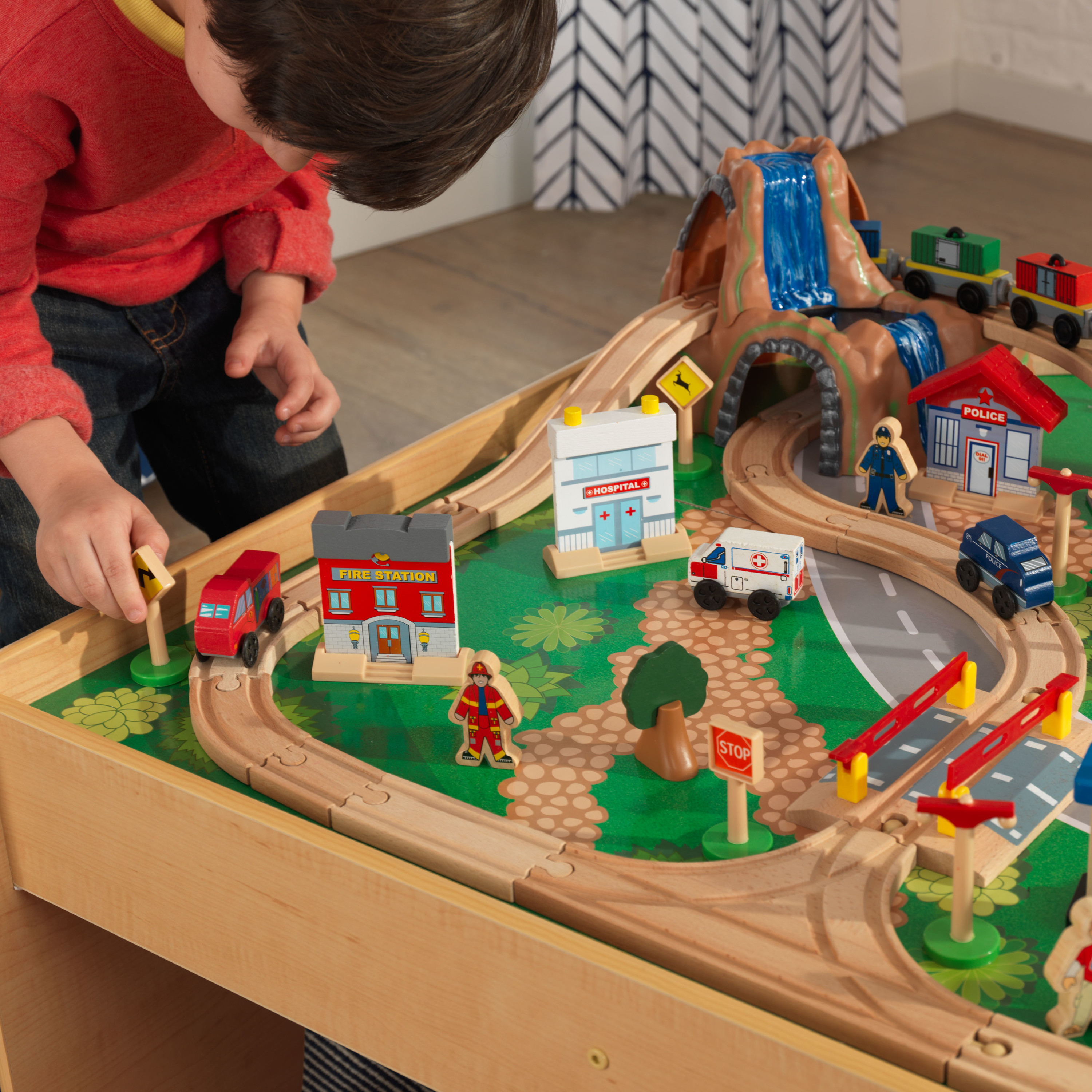 Kidkraft Ride Around Town Train christmas pictur coloring pages ...