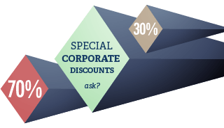 Corporate Discounts - Click and Save