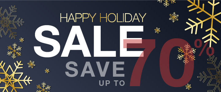 Happy Holiday - Winter Sale