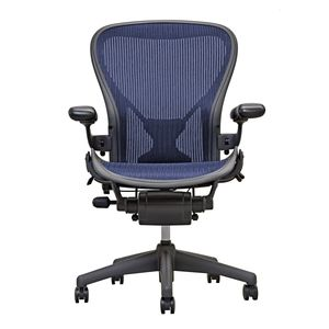 Aeron Chair by Herman Miller - Posture Fit  - Sapphire