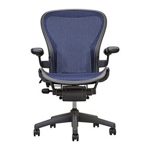 Aeron Chair by Herman Miller - Basic - Sapphire