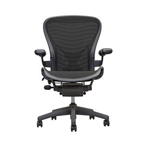 Aeron Chair by Herman Miller - Posture Fit - Graphite Wave