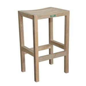 Montego Backless Chair Outdoor Bar Stool By Anderson Teak
