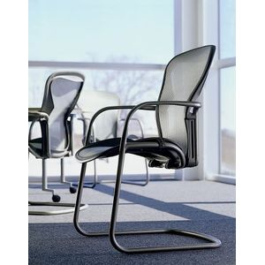 Aeron Side Chair By Herman Miller - In Office