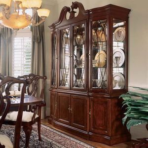 Awesome Cherry Grove Breakfront China Cabinet By American Drew