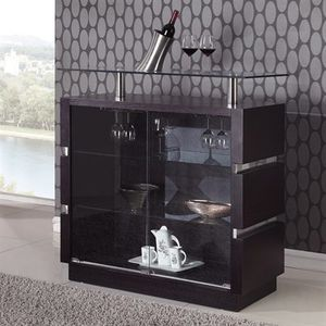 Bar Cabinet by Global Furniture USA