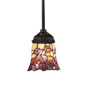 Mix-N-Match 1-Light Pendant In Tiffany Bronze by Elk Lighting