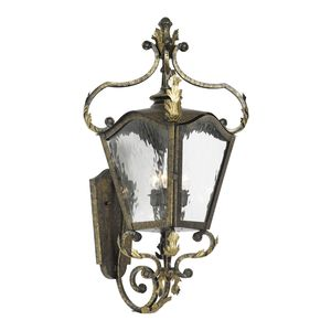 Outdoor Wall Lantern Acadiana Collection  In A Castle Bronze Finish by Elk Lighting