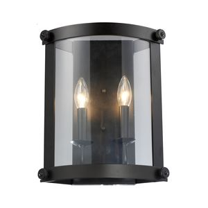 Chesapeake 2-Light Sconce In Oiled Bronze by Elk Lighting