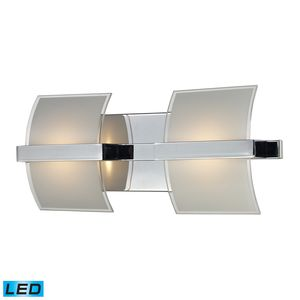 Led 2 5W Glass Wall Lamp by Elk Lighting