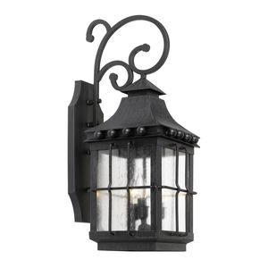 Outdoor Wall Lantern Taos Collection  In A Espresso Finish by Elk Lighting