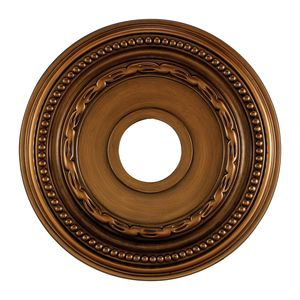 Campione Medallion 16 Inch In Antique Bronze Finish by Elk Lighting