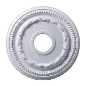 Campione Medallion 16 Inch In White Finish by Elk Lighting