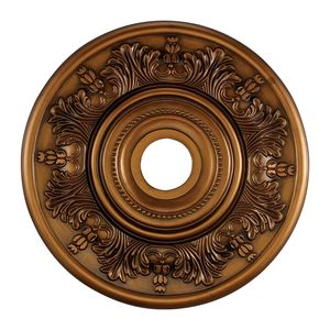 Laureldale Medallion 21 Inch In Antique Bronze Finish by Elk Lighting