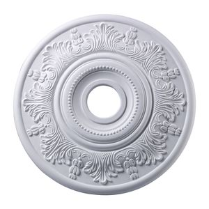 Lauerdale Medallion 21 Inch In White Finish by Elk Lighting