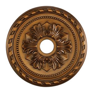 Corinthian Medallion 22 Inch In Antique Bronze Finish by Elk Lighting