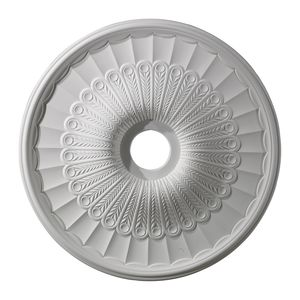 Hillspire Medallion 24 Inch In White Finish by Elk Lighting