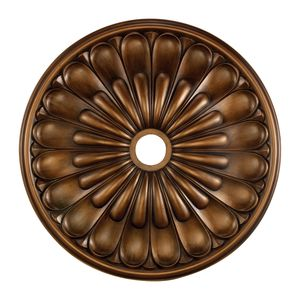 Melon Reed Medallion 32 Inch In Antique Bronze Finish by Elk Lighting