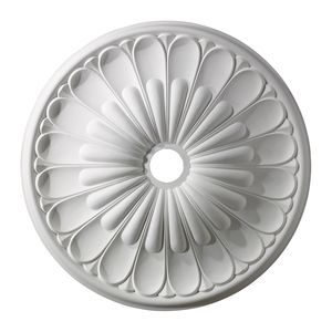 Melon Reed Medallion 32 Inch In White Finish by Elk Lighting