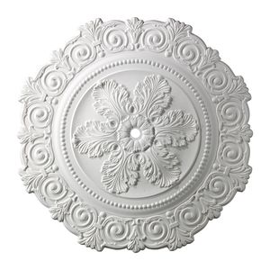 Marietta Medallion 33 Inch In White Finish by Elk Lighting